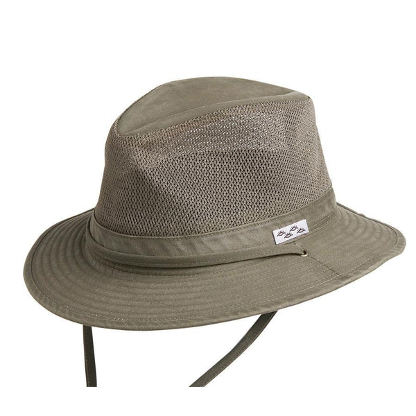 Conner Hats Outback Hats Loden / Small Carolina Outdoor Summer Mesh Hat