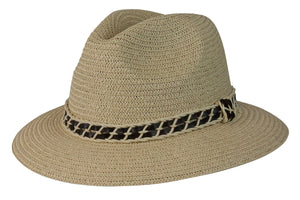 Conner Hats Safari Hats Natural / Small Durango Outdoor Mens Straw Hat