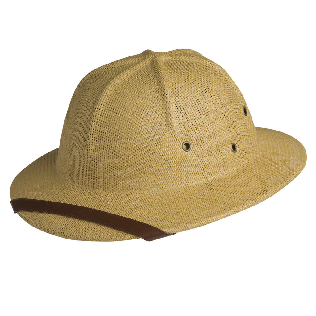 Conner Hats Safari Hats Natural / One Size Pith Helmet On You Toyo Hat