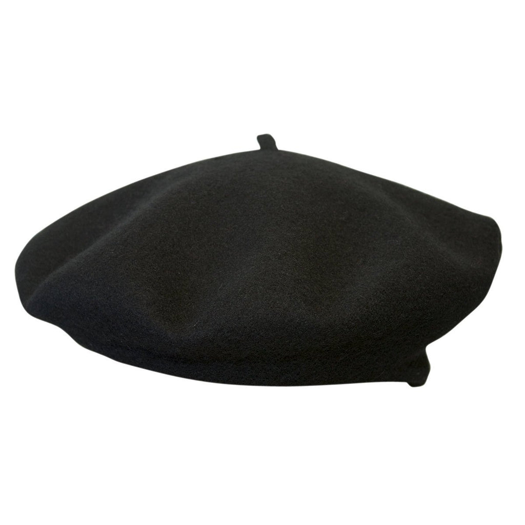 Conner Hats Travel/Packable Hats Black / One Size French Beret