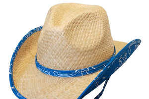 Conner Hats Western Hats Blue / One Size Country Kids Western Hat