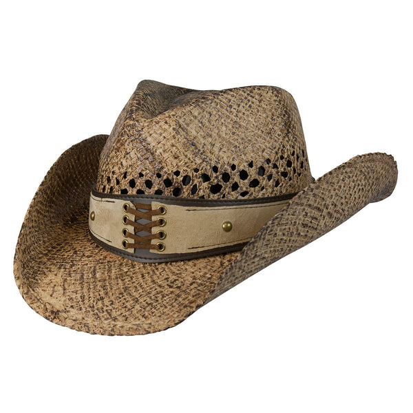 Conner Hats Western Hats Coffee / One Size Easy Going Western Corset Hat