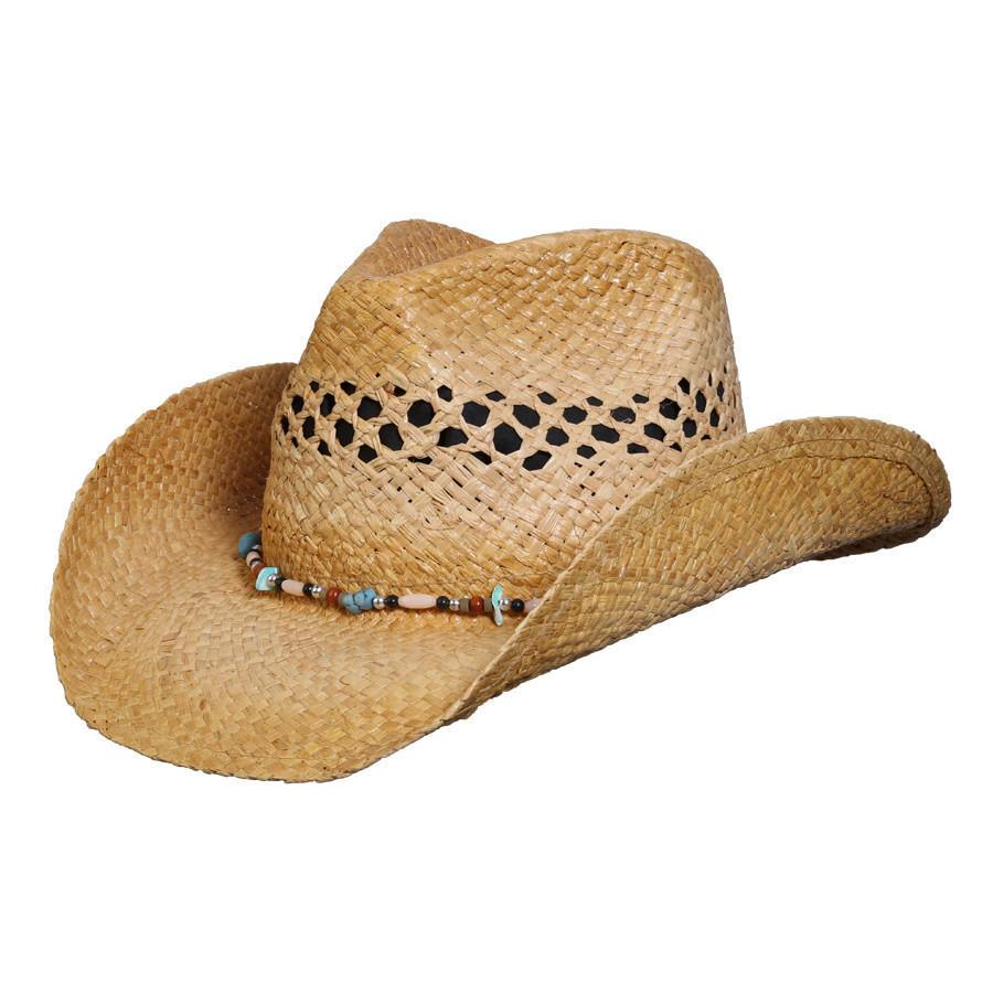 Conner Hats Western Hats Tea / One Size Happy Girl Western Kids Hat