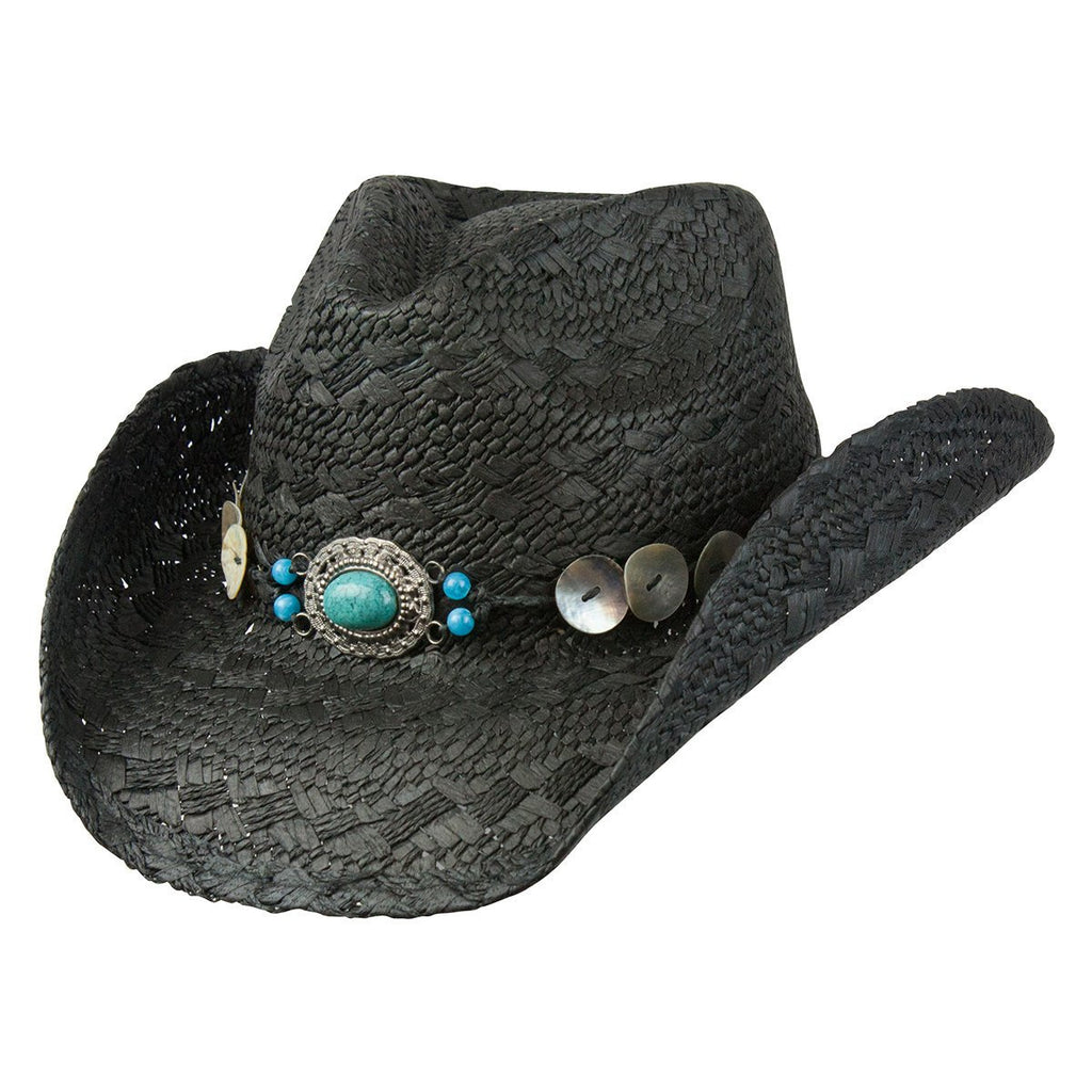 Conner Hats Western Hats Black / One Size Phoenix Western Shapeable Hat
