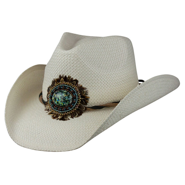 Conner Hats Western Hats White / One Size White Sands Shapeable Western Hat