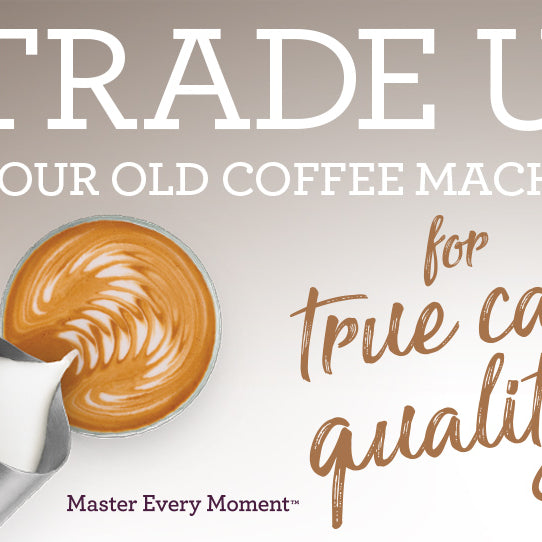 Sage Coffee Machine Trade Up Promotion - Up to €360 Cashback