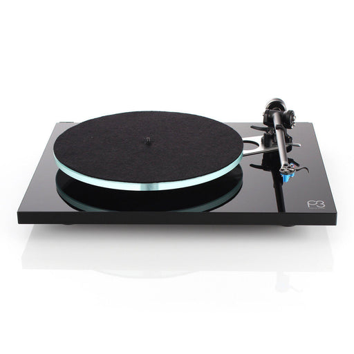 Rega Planar 3 Turntable with Elys 2 MM Cartridge - Black-northXsouth Ireland