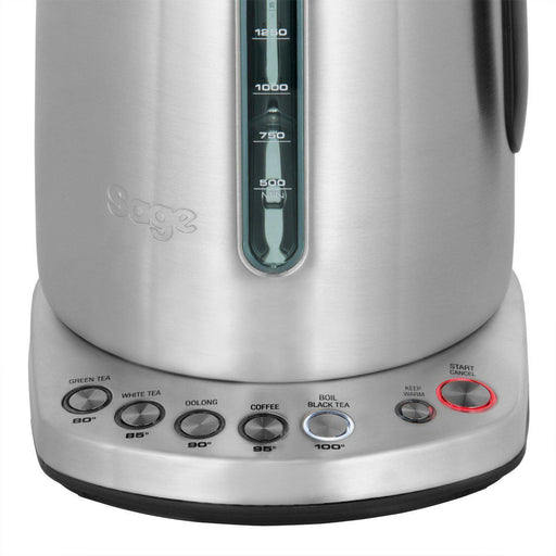 Sage The Smart Kettle, Multi-Temperature - Stainless Steel / Silver-northXsouth Ireland