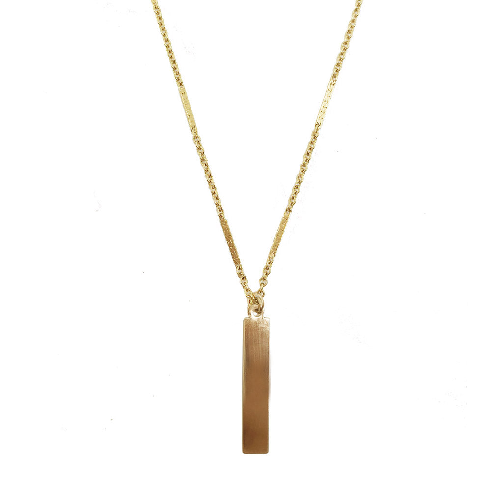 Regal Rectangle Necklace