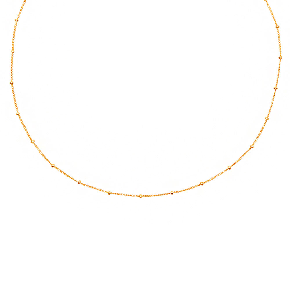 Satellite Necklace