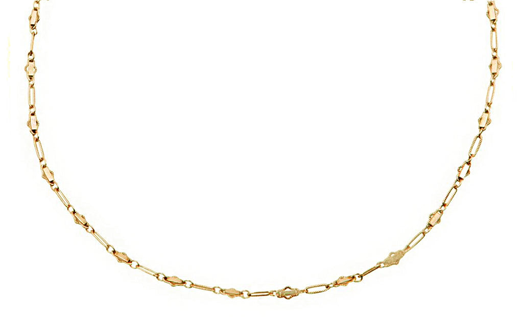 Triangle Bar Choker