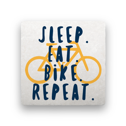 Sleep Eat Bike Repeat