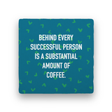 Successful Person-Coffee Talk-Paisley & Parsley-Coaster