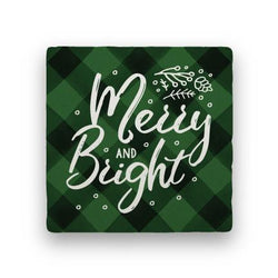 Merry and Bright - Green