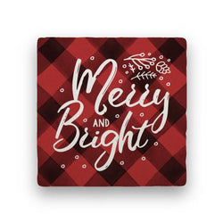 Merry and Bright - Red