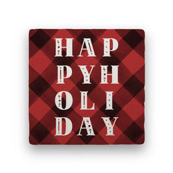 Happy Holiday - Red