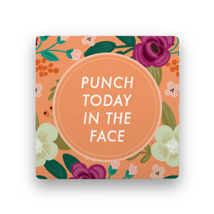 Punch Today-Garden Party-Paisley & Parsley-Coaster