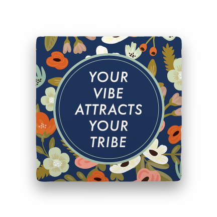 Your Tribe-Garden Party-Paisley & Parsley-Coaster