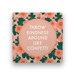 Confetti-Garden Party-Paisley & Parsley-Coaster