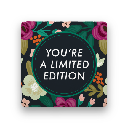 Limited Edition-Garden Party-Paisley & Parsley-Coaster