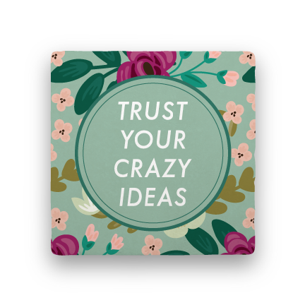 Crazy Ideas-Garden Party-Paisley & Parsley-Coaster
