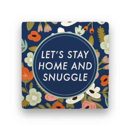 Snuggle-Garden Party-Paisley & Parsley-Coaster