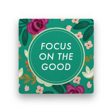 Focus-Garden Party-Paisley & Parsley-Coaster