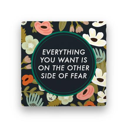 Fear-Garden Party-Paisley & Parsley-Coaster