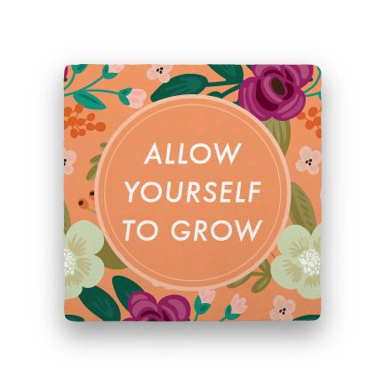 Allow Yourself to Grow