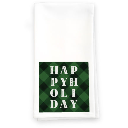 Happy Holiday - Green
