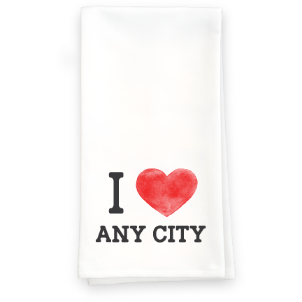 I Heart (Any City)