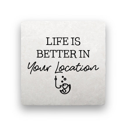 Life Is Better - Fish