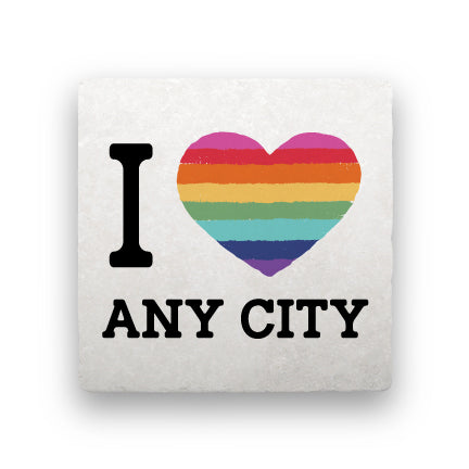 I Heart (Any City) - Pride