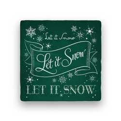 Let It Snow (Green)