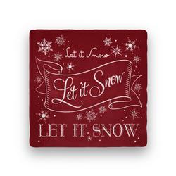 Let It Snow (Red)