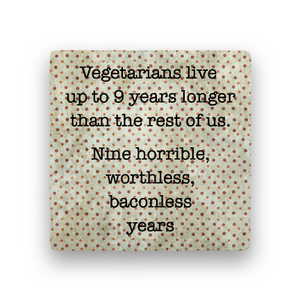 9 Years-Polka Spots-Paisley & Parsley-Coaster
