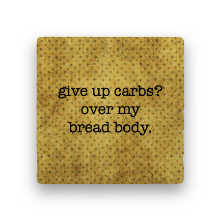 Bread Body-Polka Spots-Paisley & Parsley-Coaster
