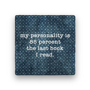My Personality-Polka Spots-Paisley & Parsley-Coaster