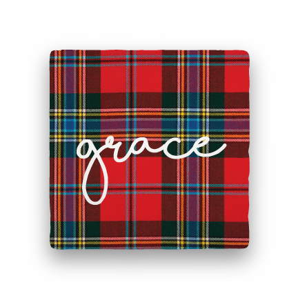 Grace-Holiday-Paisley & Parsley-Coaster
