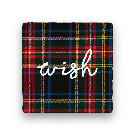 Wish-Holiday-Paisley & Parsley-Coaster