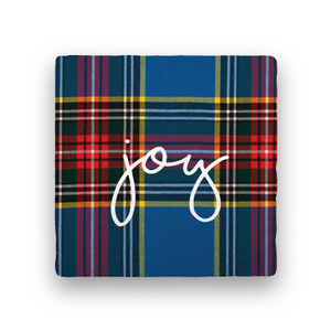 Joy-Holiday-Paisley & Parsley-Coaster