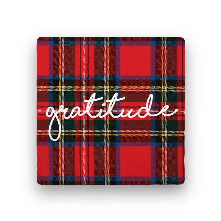 Gratitude-Holiday-Paisley & Parsley-Coaster