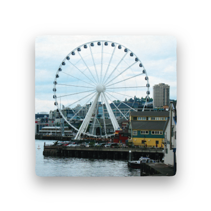 Ferris Wheel, Seattle
