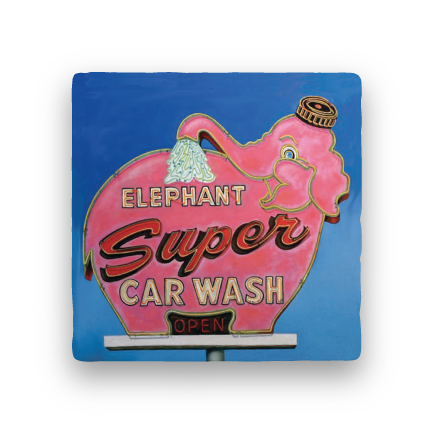Elephant Carwash