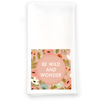 Be Wild and Wonder
