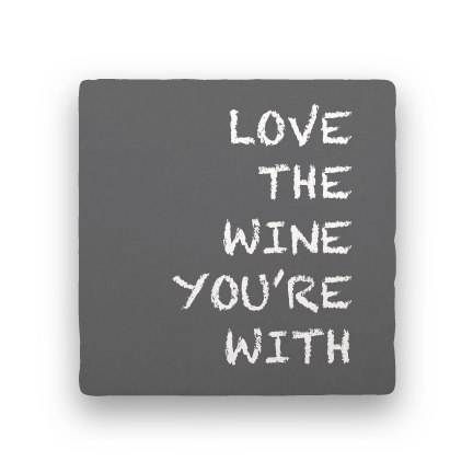Love Wine-Wine-Paisley & Parsley-Coaster
