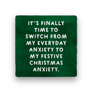 Christmas Anxiety
