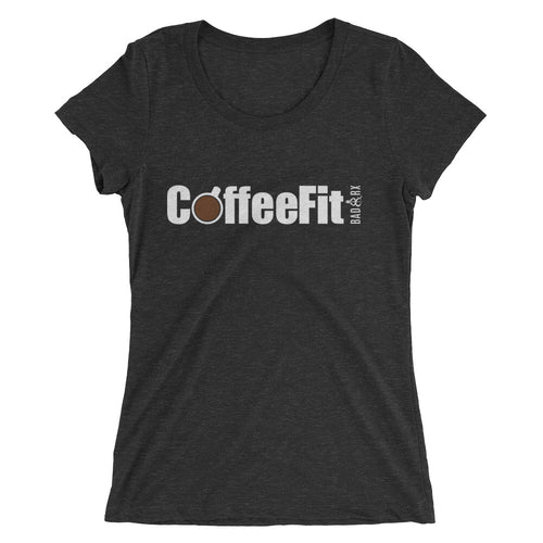 Ladies' CoffeeFit short sleeve t-shirt