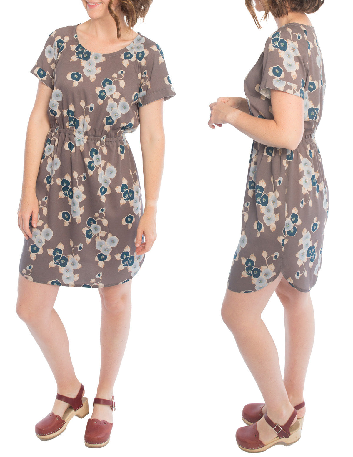 Coram Dress Front and Side