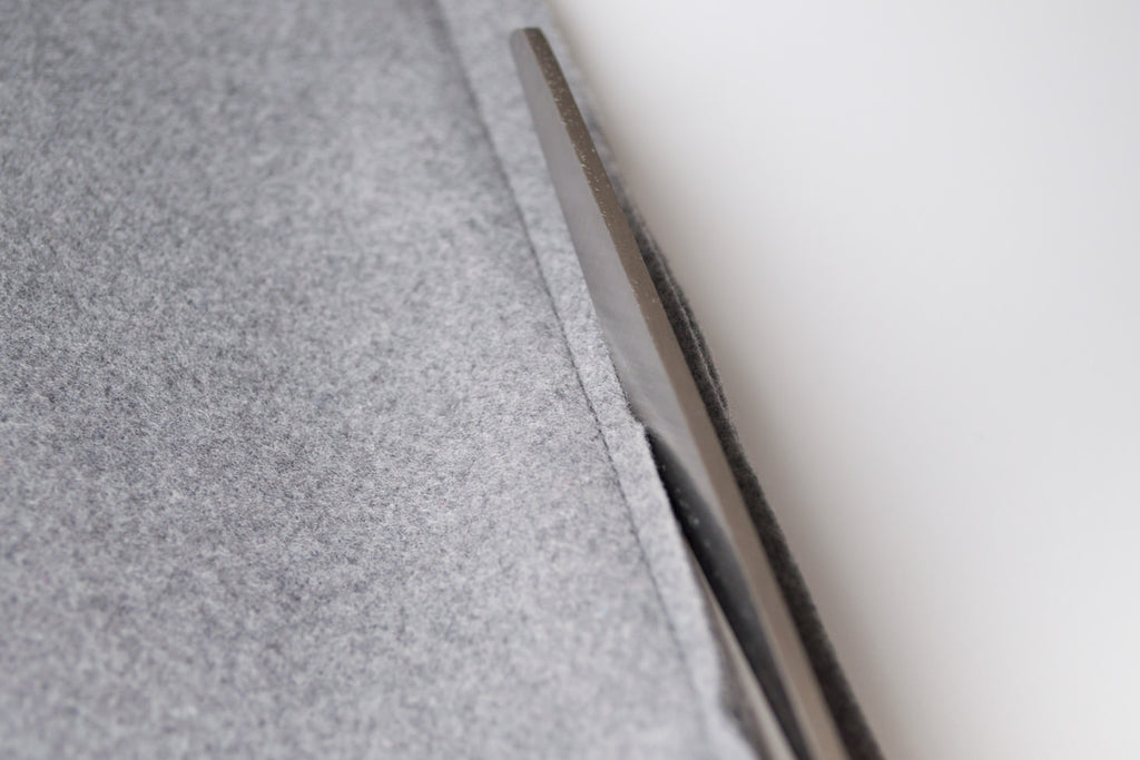 Grade seam allowance. | How to Sew with Wool Coating Fabric